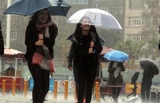 Meteoroloji'den uyarı Kar ve yağmur geliyor