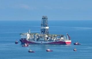 Türkiye'ye doğal gaz müjdesi
