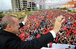 Başkan Erdoğan'dan teşkilatlara talimat