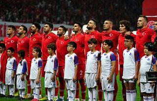 A Milli Futbol Takımı'nda EURO 2020 mesaisi...
