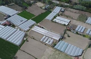 Başkan Hüseyin Çam; Sarıcakaya'lı çiftçilerimiz...