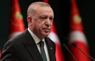 Cumhurbaşkanı Erdoğan: '27 milyondan fazla...