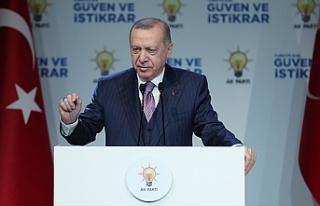Cumhurbaşkanı Erdoğan: '3 yeni kuyuda petrol...