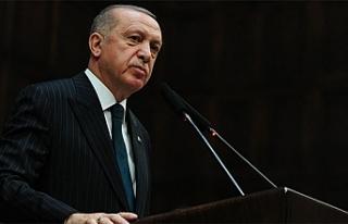 Cumhurbaşkanı Erdoğan'dan Süleyman Soylu'ya...