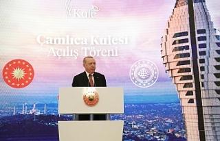 Cumhurbaşkanı Erdoğan: 'Kanal İstanbul'un...