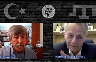 """Kırımoğlu: """"Rusya'nın dağılması bitmedi,..."""