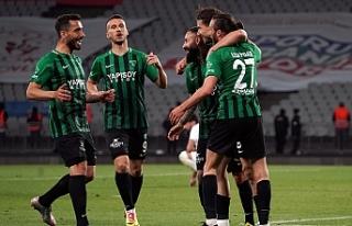 Kocaelispor, TFF 1. Lig'e yükseldi