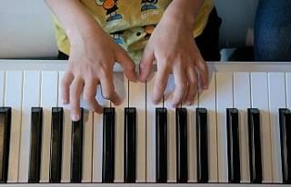 Müziğin minikler üzerindeki katkısı büyük