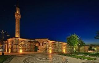 Sivrihisar Ulu Cami UNESCO Dünya Miras Listesi'ne...