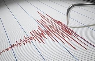 5.3 büyüklüğünde deprem!
