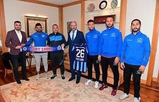 Anadolu Üniversitesi Futbol Takımı'ndan yeni...