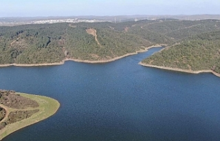 Barajların doluluk oranı yüzde 76