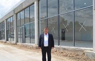 Başkan Alp, Beylikova Gençlik Merkezi'nin açılış...