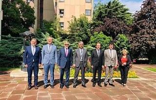 Başkan Bozkurt'tan Kültür ve Turizm Bakanlığına...