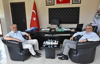 Başkanlar Kepez ve Bozkurt, yapılan çalışma ve...