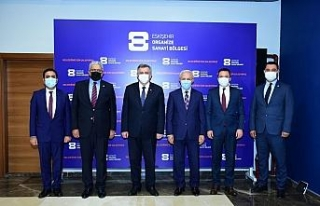 Büyükdede: Eskişehir OSB, yeni yatırımlarla daha...