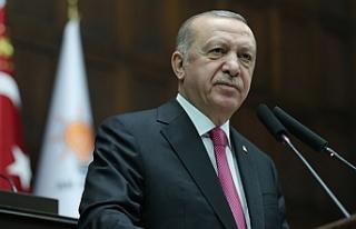 """Cumhurbaşkanı Erdoğan: """"Haliç'i nasıl..."""