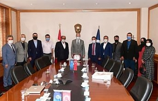 ESİMDER ve Demiryol-İş Sendikası'ndan Rektör...