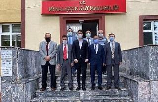 Eskişehir Kızılelma Turan Derneği'nden Mihalıççık'a...
