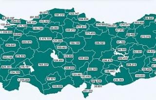 Eskişehir'de yapılan aşı sayısı 433 bini geçti