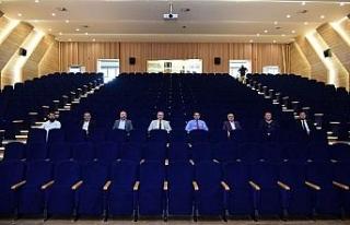 Eskişehir'in en modern ve donanımlı salonu