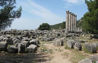 Eskişehir'in tarihi Helenisitk ve Roma Dönemi'nden...