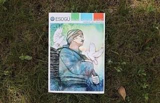 ESOGÜ Bilim Kültür Sanat Dergisi'nin 5. sayısı...