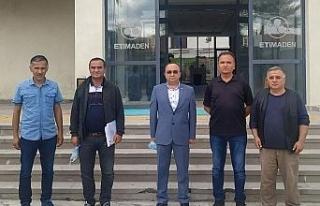 Kırka Boraks Spor Kulübü genel kurul toplantısı...