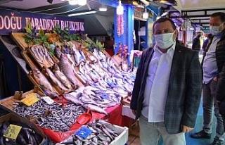 Marmara'daki müsilajı Anadolu'daki balıkçıları...