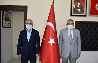 MHP Eskişehir Milletvekili Sazak'tan Başkan Bozkurt'a...