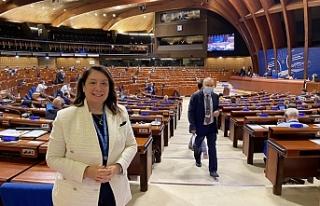 PROF. DR. GÜNAY Avrupa Konseyi'nde Kırım Tatarlarını...