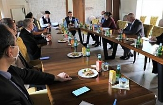 Tarım Reformu Genel Müdürü Üstün sorun ve talepleri...
