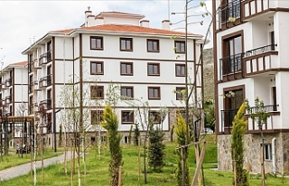 TOKİ'den Eskişehir'e 126 konut