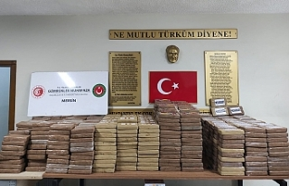 Türkiye'nin en büyük kokain operasyonu gerçekleştirildi