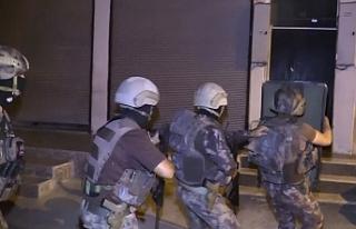 Türkiye'nin en büyük narkotik operasyonunda...