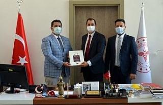 BİK'ten Eskişehir İl Sağlık Müdürlüğü'ne...