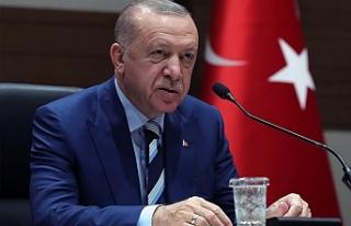Cumhurbaşkanı Erdoğan'dan Orman yangınlarından...