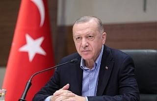 """Cumhurbaşkanı Erdoğan: """"Karadeniz'de açtığımız..."""