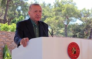 Cumhurbaşkanı Erdoğan: Meclis'te bir 'Su...