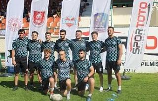 Eskişehir Aqua Rugby'de milli gurur