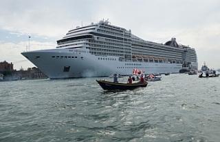 Kruvaziyer gemilerinin Venedik'e girişi yasaklandı