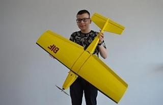 15 yaşında NASA'nın yarışmasında finalist...