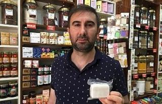 Ter kokusuna doğal çözüm: Tuz sabunu