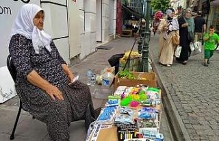 75 yaşındaki babaannenin torunları için verdiği...