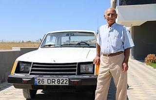 80 yaşındaki eski hemşire ile 40 yıllık Anadol'un...