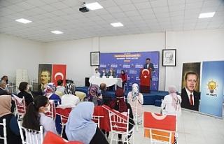 AK Parti Han İlçe Danışma Toplantısı gerçekleştirildi