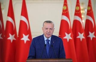 Cumhurbaşkanı Erdoğan, Bakan Akar'dan bilgi...