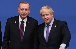 Cumhurbaşkanı Erdoğan, Birleşik Krallık Başbakanı...