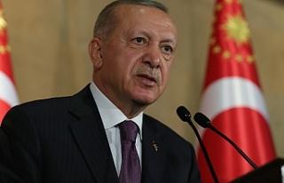 Cumhurbaşkanı Erdoğan: 'Önceliğimiz vatandaşlarımızı...