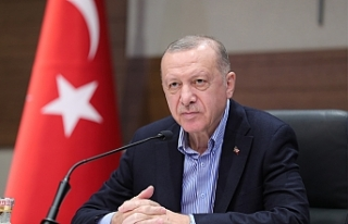 Cumhurbaşkanı Erdoğan: 'Türkiye'de şu...